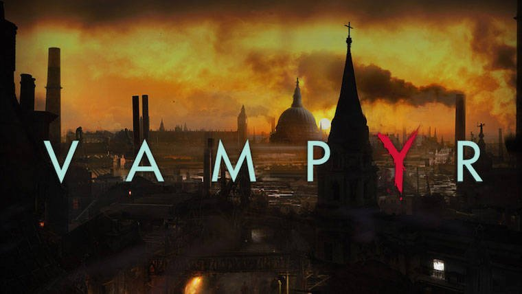 Dontnod's Vampyr will release in June