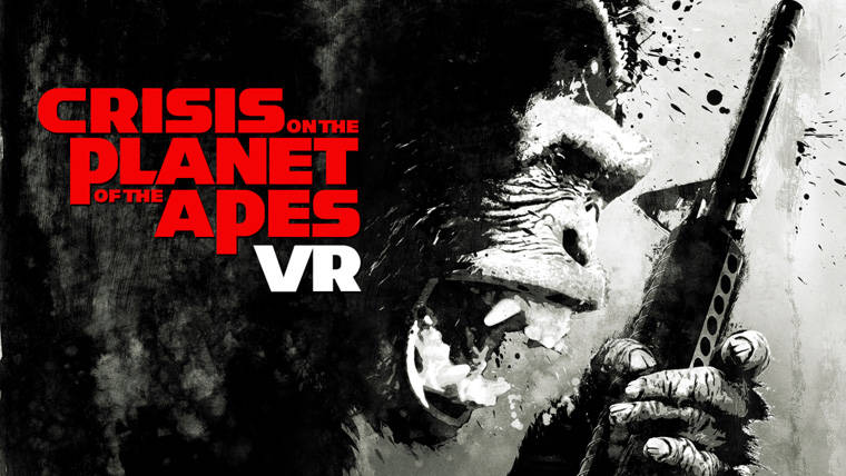 Crisis On The Planet Of The Apes VR Coming Soon