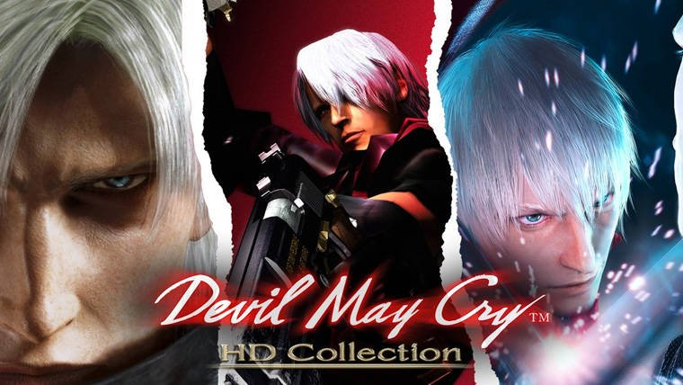 Devil May Cry HD Collection Trailer - PC, PS4, Xbox One