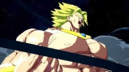 Broly and Bardock Revealed for Dragon Ball FighterZ
