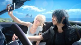 Final Fantasy XV Couples Enjoy Their Own Valentine's Day