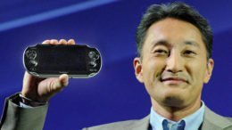 Sony's Kaz Hirai To Step Down As CEO