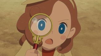 Culture Layton's Mystery Journey Level-5 Movies Image