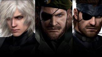 Armature Konami Metal Gear Solid HD Collection playstation PlayStation 4 Rumor Image