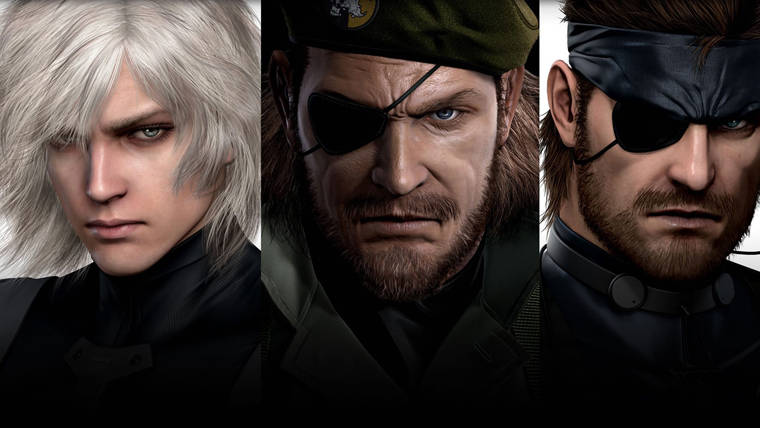 Rumor: Metal Gear Solid HD Collection Could Be Coming To PS4