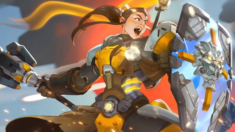 Overwatch's New Hero: Brigitte Lindholm
