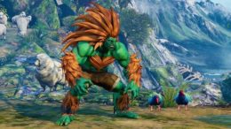 Blanka Street Fighter 5