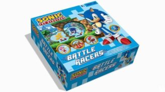 Sonic Hedgehog Battle Racers