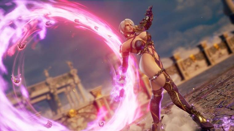 Ivy And Zasalamel Return In SoulCalibur 6 - Attack of the Fanboy