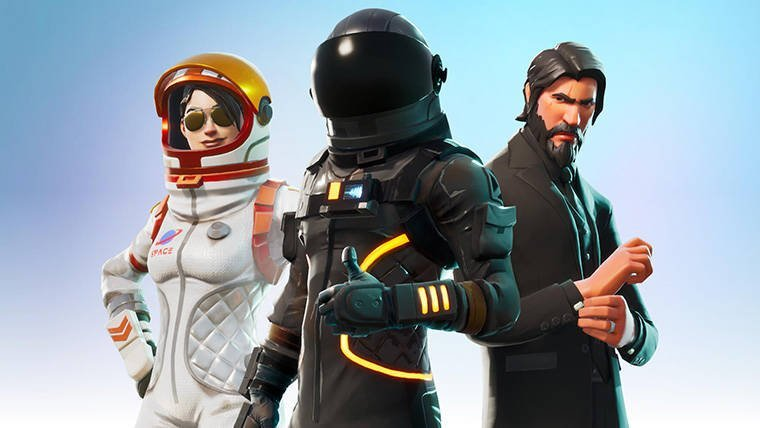 Fortnite's Season 3 Battlepass will Take Players to Space