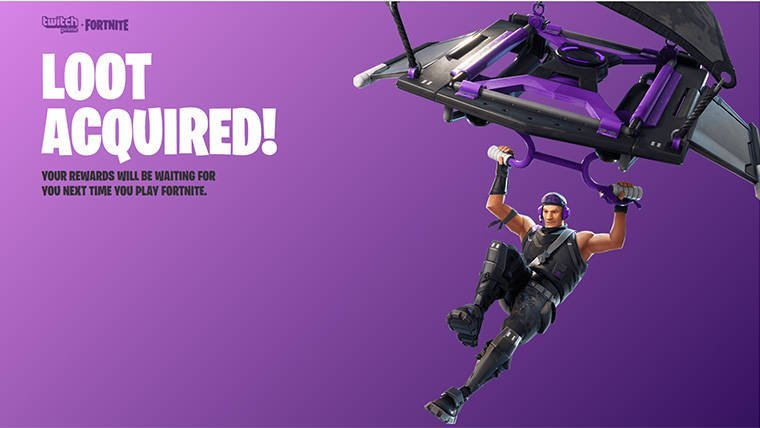 Fortnite's Jetpacks Delayed, Hunting Rifle and Twitch Prime Goodies Incoming