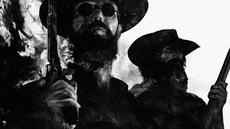 Hunt: Showdown Crytek