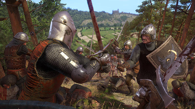 kingdom come deliverance review mid