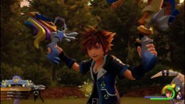New Kingdom Hearts III Gameplay Trailer Features Monsters, Inc