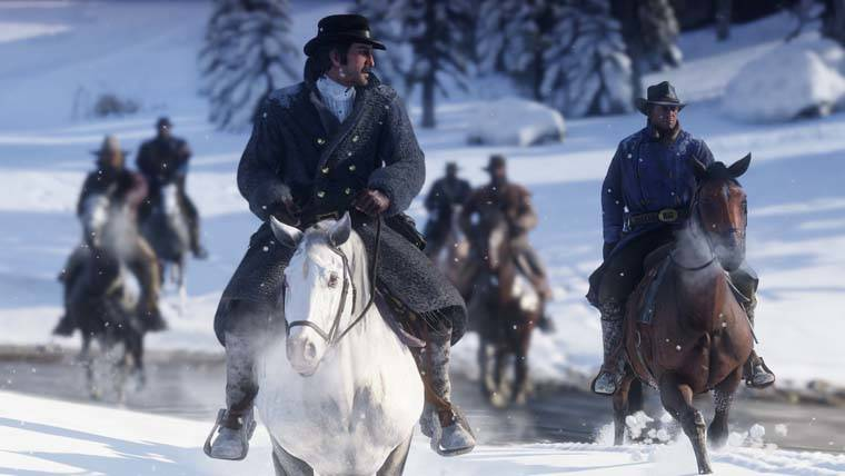 Read Dead Redemption 2 Will Bring SP Love Despite GTA 5's Disappointment