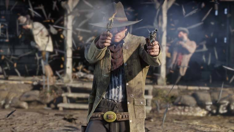 Red Dead Redemption 2 Publisher Talks Battle Royale