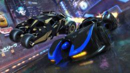 Rocket League Gets More Superhero DLC Cars and Items