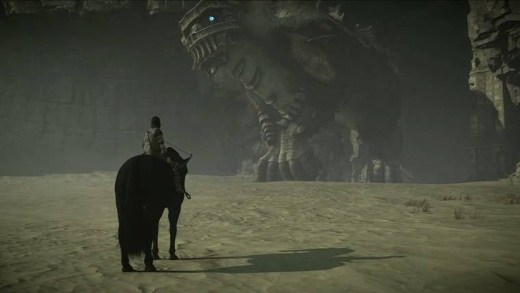 Shadow of the Colossus PS4 playstation