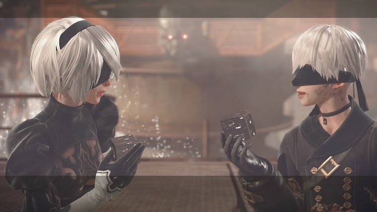 Square Enix playstation PlatinumGames PC GAMES Nier: Automata Nier