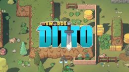 Devolver Digital Onebitbeyond The Swords of Ditto Image