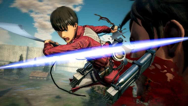Attack on Titan 2 Review 2