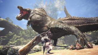 Capcom Monster Hunter Monster Hunter: World PlayStation 4 Xbox One Image