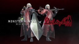Capcom Devil May Cry HD Collection Monster Hunter: World playstation videos Xbox Image