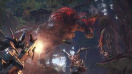 Capcom Monster Hunter: World playstation Xbox Image