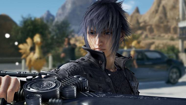 Noctics from Final Fantasy XV is coming to Tekken 7