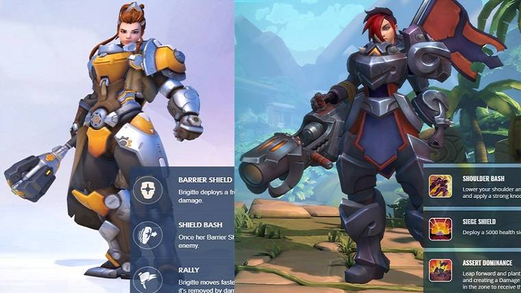 Brigitte Lindholm is the new Overwatch character