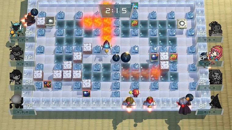 Super Bomberman R goes multiplatform with help from Ratchet and Master Chief