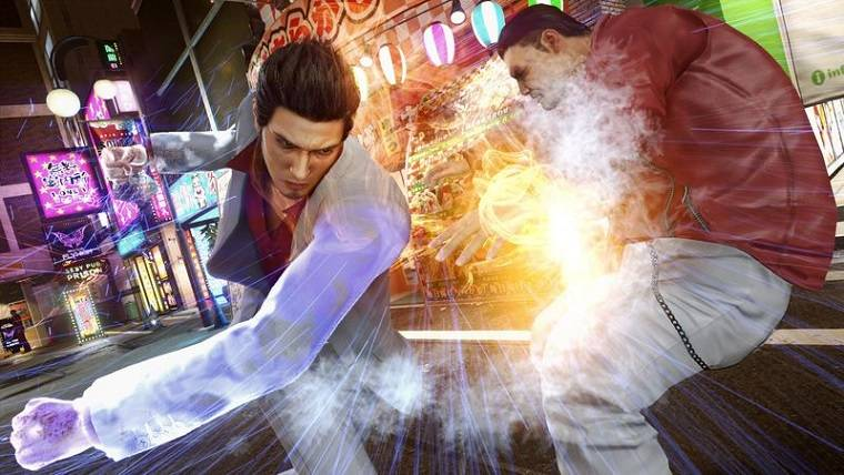 Yakuza Kiwami 2 HD Announced