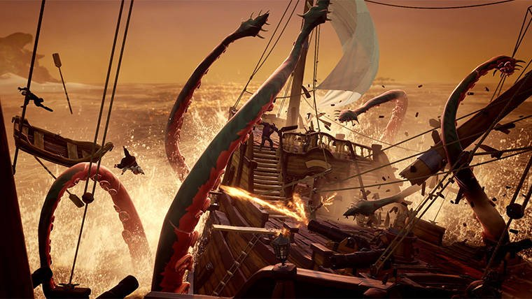 Sea of Thieves Death Cost Feature Has Been Scrapped