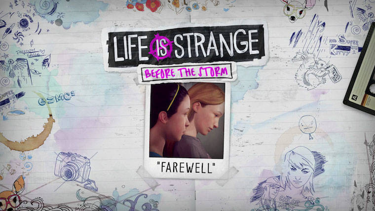 Square Enix Life is Strange: Before The Storm life is strange Deck Nine Games