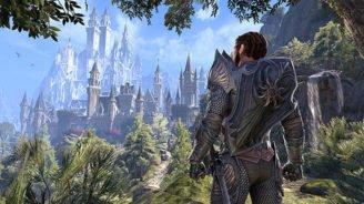 Bethesda Elder Scrolls Online PC GAMES playstation Xbox Image