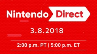 Nintendo Nintendo 3DS Nintendo Direct Nintendo Switch Image