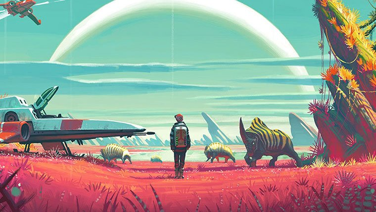 No Man's Sky Launches onto Xbox One this Summer
