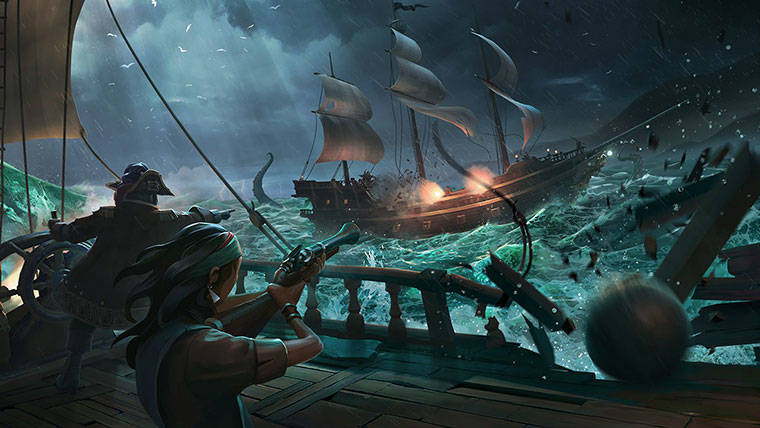 Sea of Thieves drops plans for