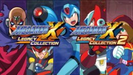 megaman legacy collection and collection 2