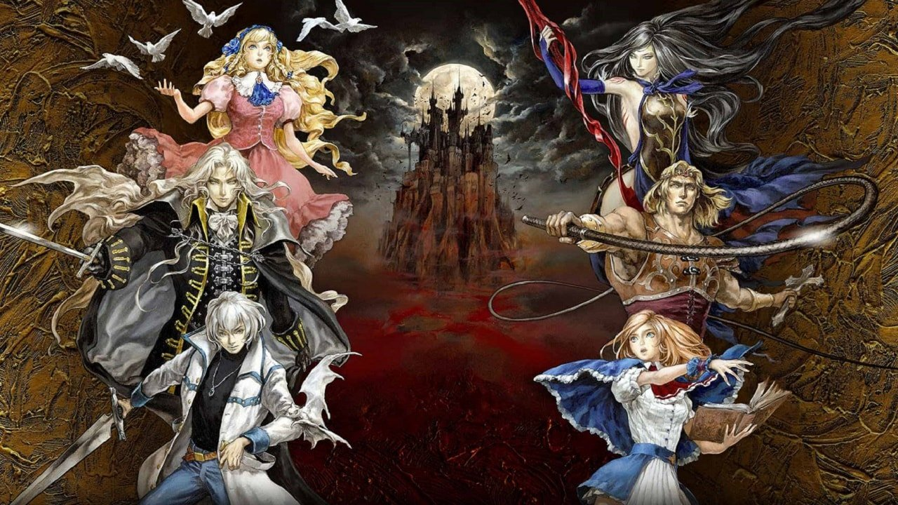New Castlevania Game Announced by Konami