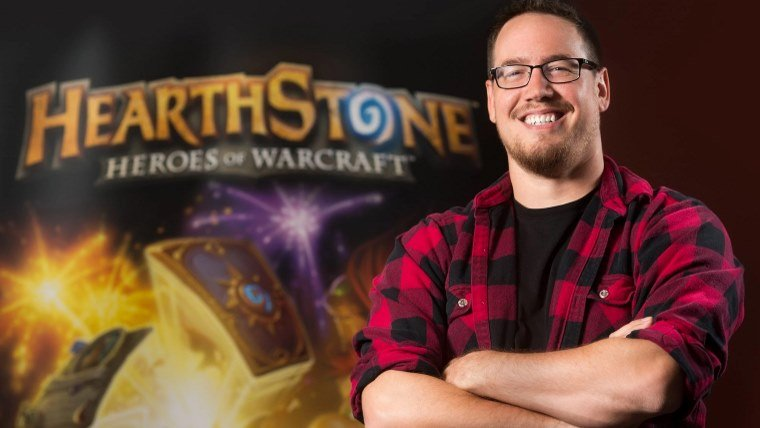 Hearthstone witchwood interview pax east