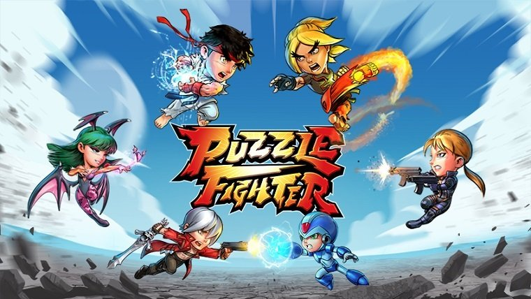 Puzzle-Fighter