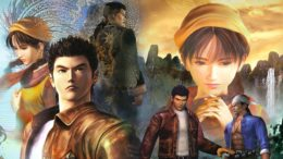 Shenmue III Collage