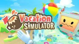 Vacation Simulator Logo