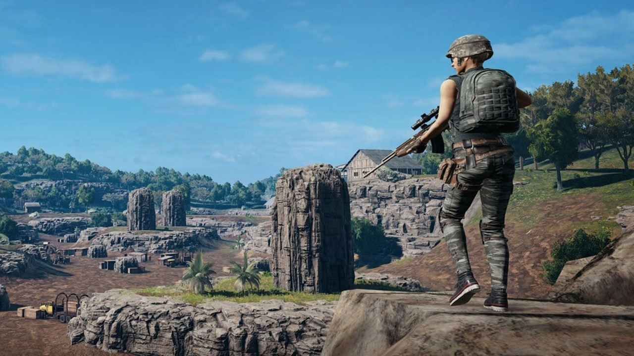 2 New Weapons Coming To Playerunknown S Battlegrounds: PlayerUnknown's Battlegrounds Savage Map Won't Release For