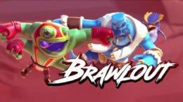 Brawlout PlayStation 4