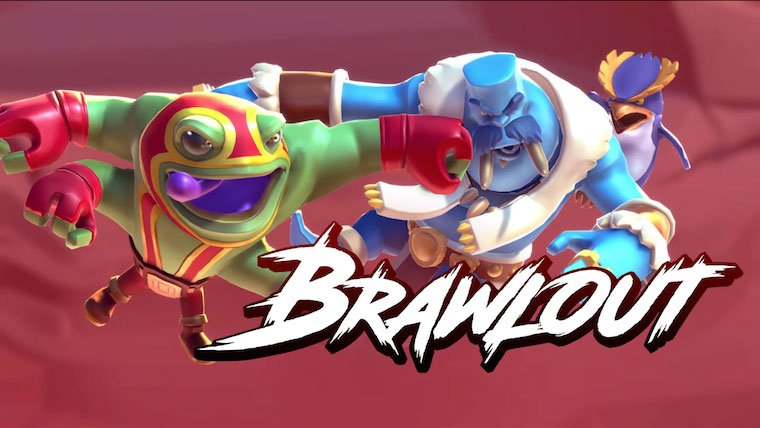 Brawlout PlayStation 4