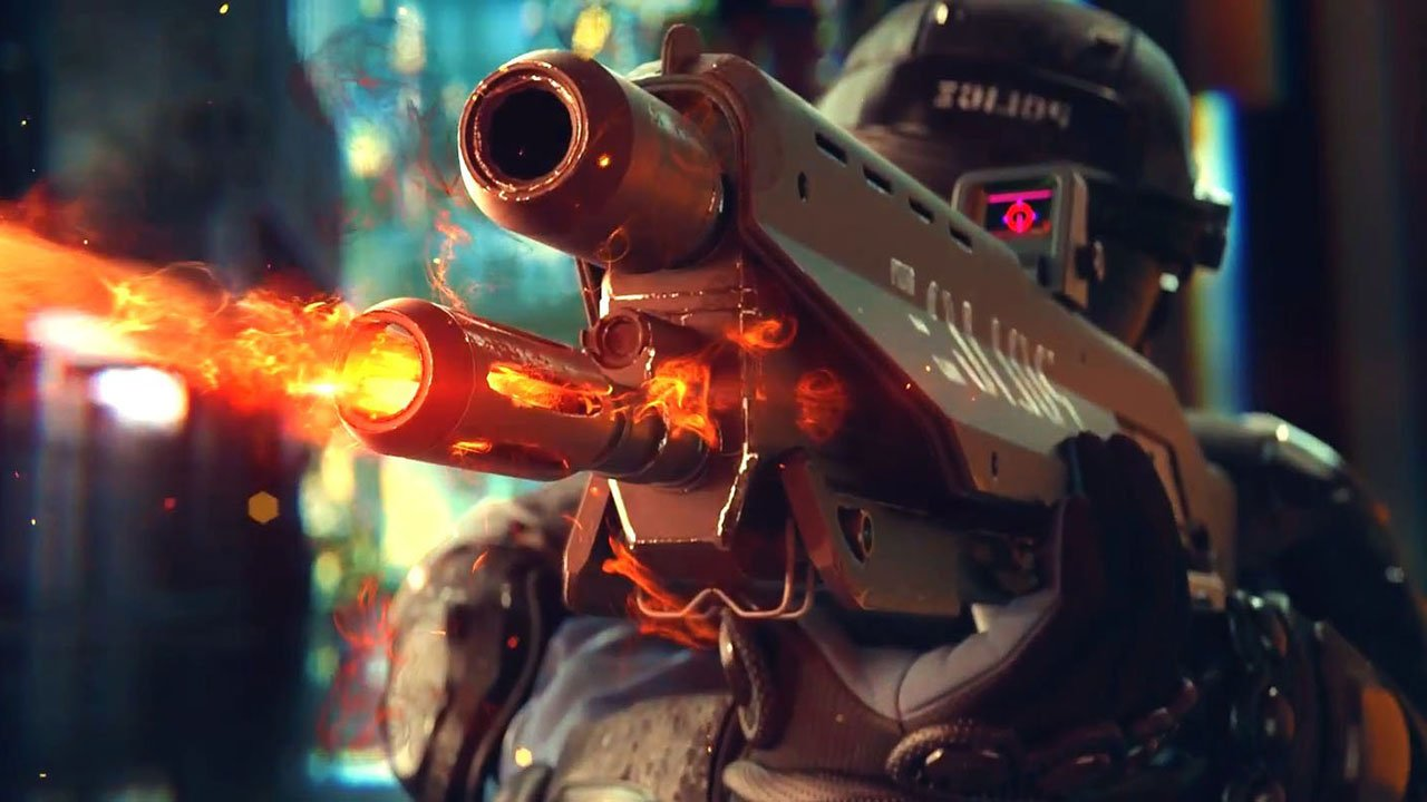 Is CDPR preparing to show Cyberpunk 2077 at E3?
