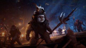 Star Wars Battlefront 2 Ewok Update