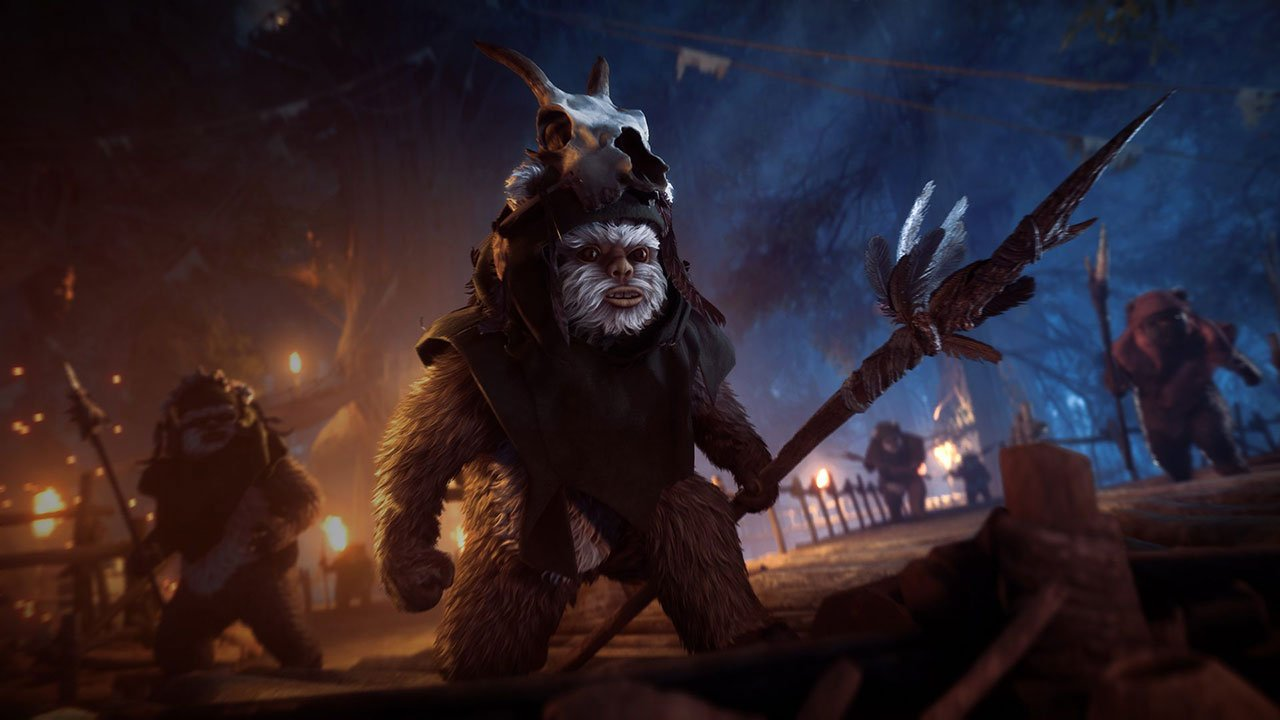 Star Wars: Battlefront II adding new ewok-hunting game mode